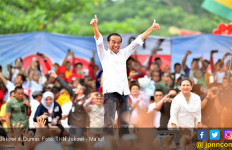 Jokowi Sudah Putih Sejak 2014 - JPNN.com