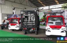 Produksi Pertama AMMDes Sebanyak 3 Ribu Unit, Harga Rp 70 Juta - JPNN.com