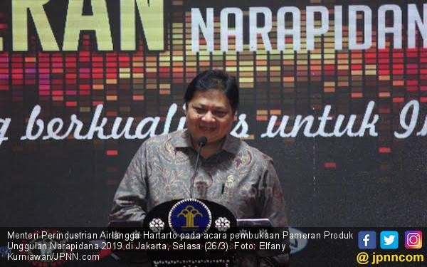 Kemenperin Dorong Warga Binaan Berjiwa Wirausaha - JPNN.com