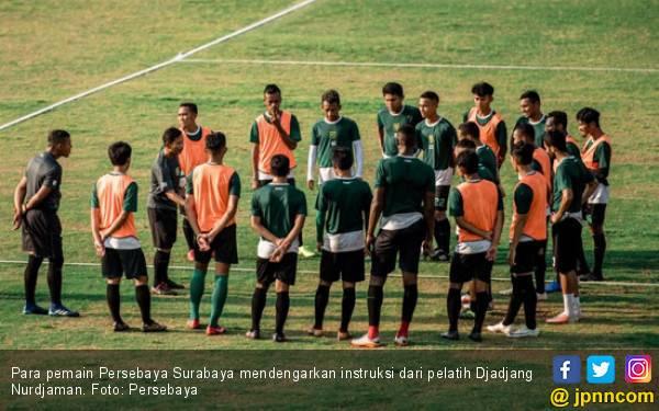 Utak-atik Komposisi Darurat Persebaya vs Madura United - JPNN.com
