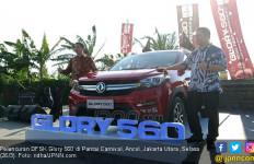 DFSK Glory 560 Resmi Tabuh Genderang Perang ke Honda HRV dkk - JPNN.com