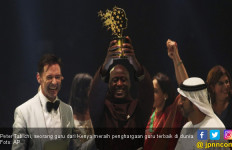 Peter Tabichi, Guru Terbaik Dunia dari Kenya - JPNN.com