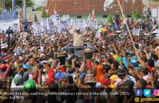 Charta Politika Sebut Jokowi Menang di Jakarta, Survei Internal BPN Bilang Begini - JPNN.com