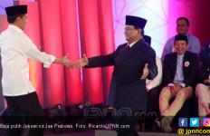 Apakah Baju Putih Jokowi Selamanya Murah dan Jas Prabowo Selalu Mahal? - JPNN.com