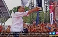 Jokowi Janji Lanjutkan Pembangunan Jalur Kereta Api Dumai-Labuhan Batu - JPNN.com
