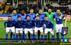 Kualifikasi Euro 2020: Fabio Quagliarella Cetak Rekor Indah Buat Italia - JPNN.com
