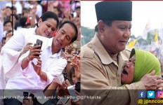 Lucunya Meme Jokowi vs Prabowo Dalam #21HariLagiCoblosPrabowo - JPNN.com