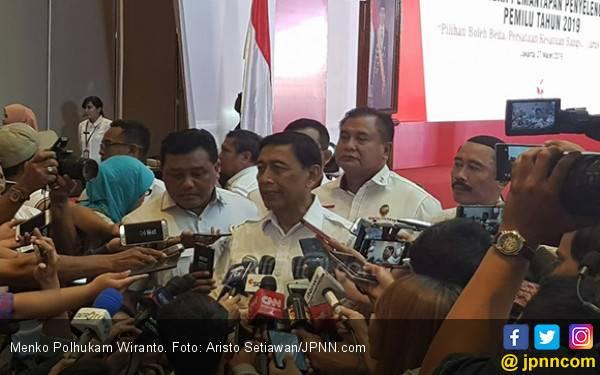 Wiranto Ditusuk, 2 Pelaku dari Brebes dan Medan - JPNN.com