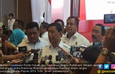 Wiranto Jamin TNI Polri Sudah Siap 17 April Nanti - JPNN.com