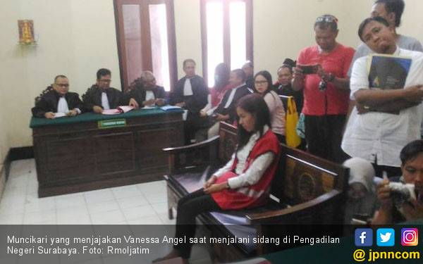 Muncikari Vanessa Angel Ingin Menikah Setelah Bebas - JPNN.com
