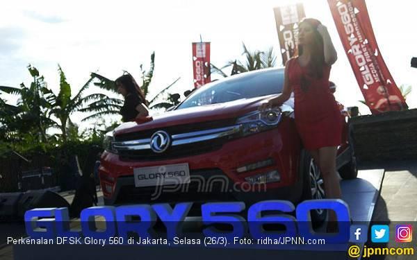 DFSK Siap Ekspor SUV Rakitan Indonesia ke Asia Tenggara - JPNN.com