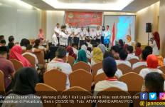 Ketua Umum DJM Riau Minta Relawan Sampaikan Prestasi Jokowi - JPNN.com