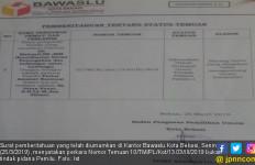 Bawaslu Kota Bekasi Hentikan Kasus Intan Fauzi - JPNN.com