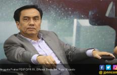 Kritik Effendi Simbolon ke Jokowi: Kami Sudah Dewasa kok dalam Berpolitik - JPNN.com
