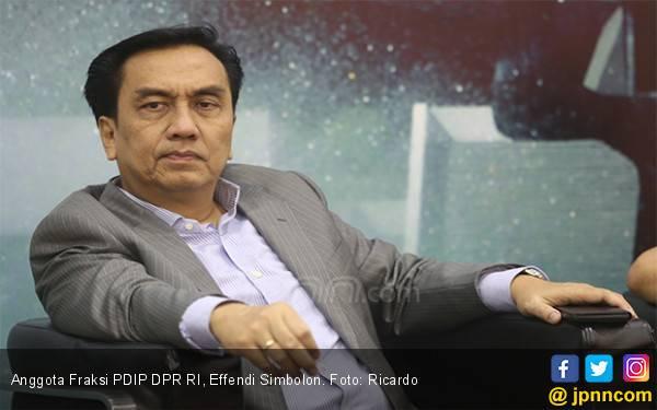Tolak Gerindra Merapat ke Jokowi, Effendi: Parpol Jangan Dimanja - JPNN.com