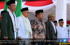PCNU Wonosobo Gelar Harlah, Kiai Ma'ruf Berpesan ke Nahdiyin soal 3 Ukhuwah - JPNN.com