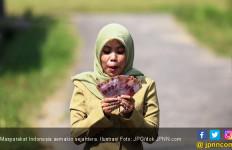 Hasil Survei: Masyarakat Indonesia Kian Sejahtera - JPNN.com