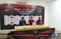 Kalteng Putra Bangga Bisa Taklukkan Juara Bertahan Piala Presiden - JPNN.com