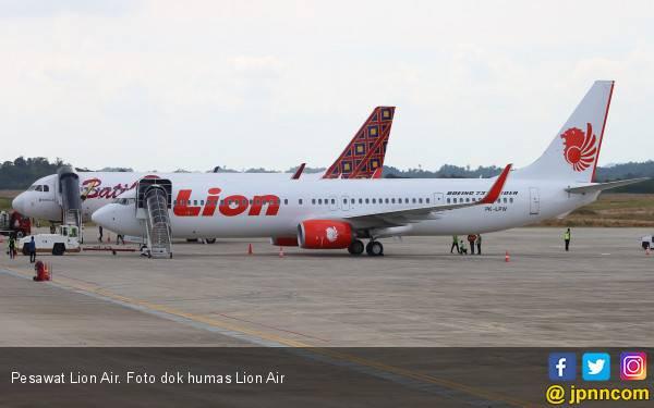 Penjelasan Pihak Lion Air terkait Harga Tiket Pesawat Masih Mahal - JPNN.com