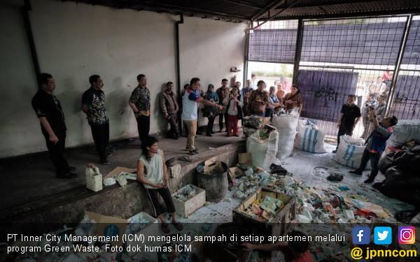 Bantu Atasi Sampah, ICM Dapat Apresiasi dari Pemprov DKI - JPNN.com