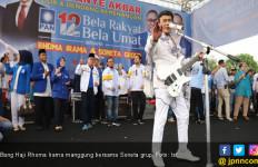 Pesan Bang Haji Rhoma Irama, Penggemar Soneta Grup Harus Pilih Partai Ini - JPNN.com