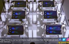 Samsung Galaxy Fold 2 Ditengarai Mirip Ponsel Layar Lipat Milik Motorola - JPNN.com