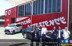 Toyota Resmikan Fasilitas Pengujian Test Drive di Sunter - JPNN.com