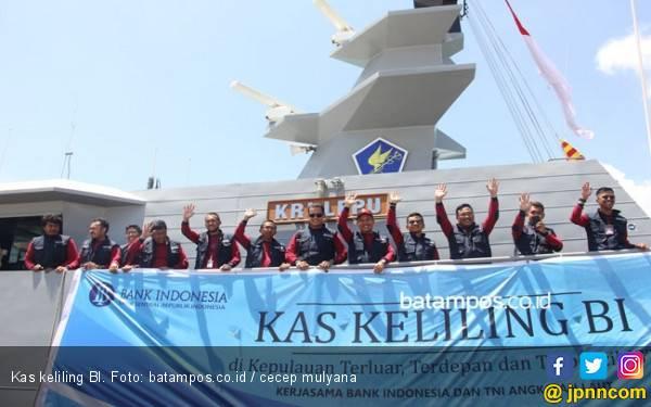 Tegakkan Kedaulatan NKRI, BI Edarkan Uang Rupiah ke Wilayah 3T - JPNN.com
