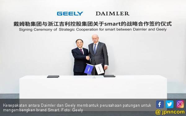 Gandeng Cina, Nasib Mobil Mungil Smart Diharapkan Kembali Bangkit - JPNN.com
