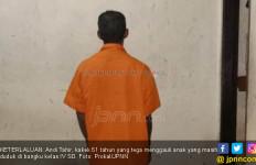 Duda Ketagihan Gituin Siswi SD - JPNN.com