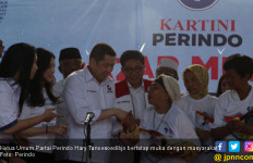 Hary Tanoe: Bazar Murah Bentuk Kepedulian Perindo - JPNN.com
