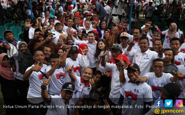 Hary Tanoe: Perindo Bakal Perjuangkan Kesejahteraan Nelayan - JPNN.com
