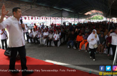 HT: Membangun dan Memberdayakan Rakyat Kecil Jadi Mapan - JPNN.com