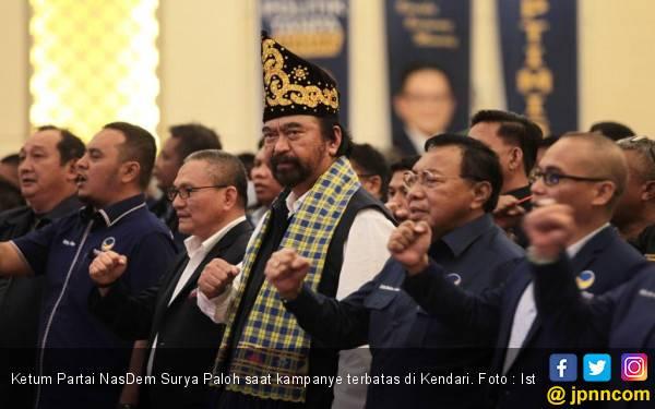 NasDem Tak Segan Beri Kritik Keras pada Jokowi - JPNN.com