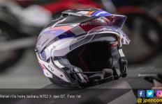 Nolan Rilis Satu Helm Bisa Disulap Menjadi 6 Model - JPNN.com
