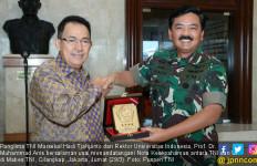 TNI dan UI Berkolaborasi untuk Kembangkan Riset Teknologi Pertahanan - JPNN.com