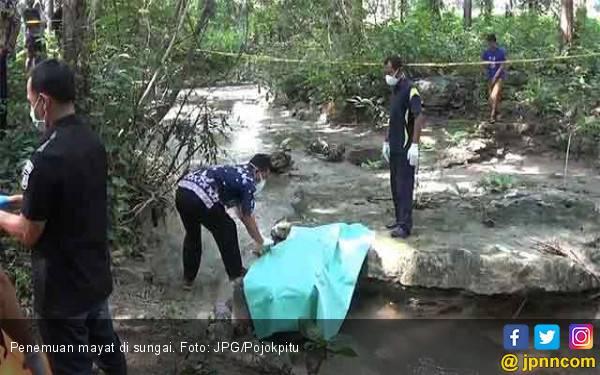 Ada Jenazah Mr X Mengambang di Kali Jagir - JPNN.com