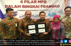 MPR Manfaatkan Prangko untuk Sosialisasikan 4 Pilar - JPNN.com