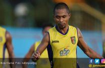 Abdul Gamal Fokus Pulihkan Cedera di Makassar - JPNN.com