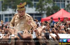 Jadwal Kampanye Terbuka Prabowo Subianto Hari Ini - JPNN.com