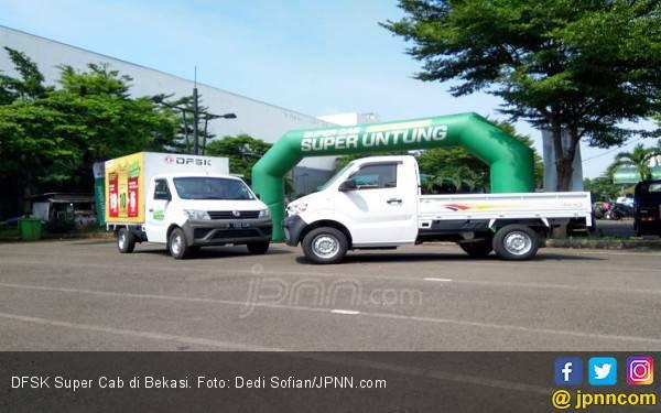 DFSK Super Cab Bantu Pulihkan Daerah Terdampak Tsunami - JPNN.com