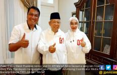 Kiai Ma'ruf: Cebong dan Kampret Dikubur Saja - JPNN.com