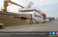 Sebanyak 113 Kapal Perintis Dioptimalkan untuk Angkutan Laut Lebaran - JPNN.com