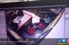 Perampok Todong Senjata Api, Pegawai Minimarket Tak Berdaya - JPNN.com