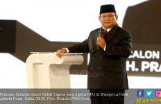 Awali Debat, Prabowo Langsung Singgung Jual Beli Jabatan - JPNN.com