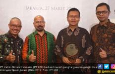 PT KNI Menangi IGA 2019 Berkat Daur Ulang Limbah Plastik - JPNN.com