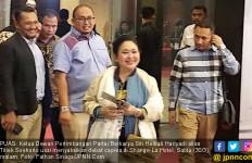 Rasa Puas Mbak Titiek Usai Lihat Prabowo Ladeni Jokowi di Debat Capres - JPNN.com