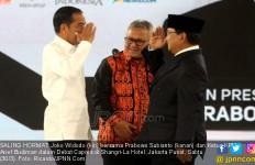 Gus Aiz PBNU Ingin Rekonsiliasi Jokowi - Prabowo Tanpa Embel-embel soal Rizieq - JPNN.com