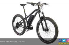 Sepeda Listrik Scout Pro Bisa Melaju Hingga 72 Kpj - JPNN.com
