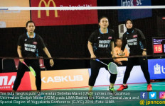 Tekuk UGM, Putri UNS Juara LIMA Badminton CJYC 2019 - JPNN.com